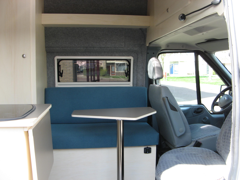 Ford Transit L2 H3 - Uw camper op maat