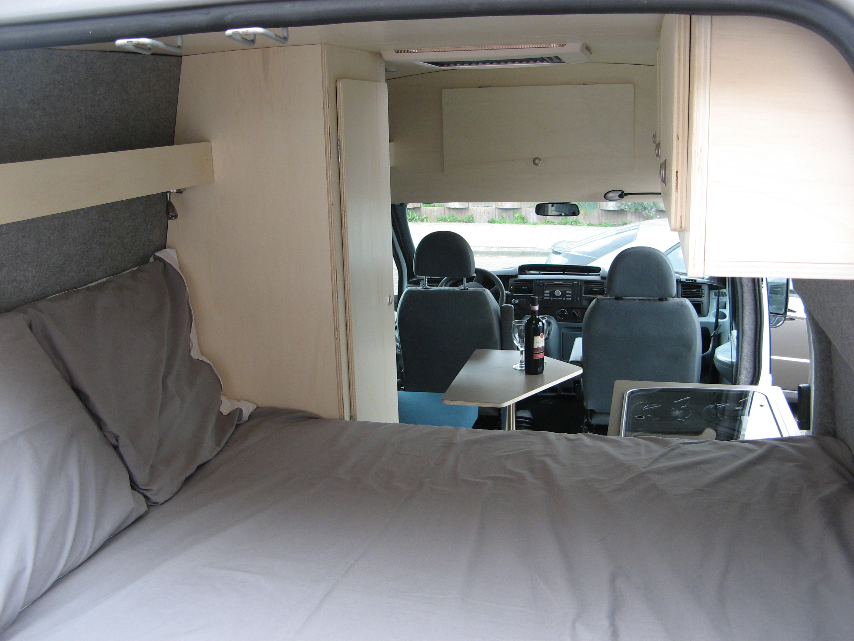 Ford Transit Connect >> Ford Transit L2 H3 - Uw camper op maat